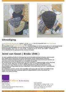 2013 PDF uitnodiging expositie Jenni van Geest 2 juni 2013